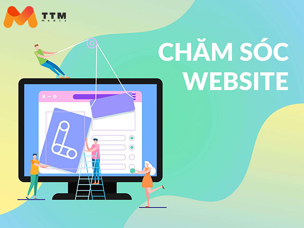 Sử dụng Dịch vụ Content Website
