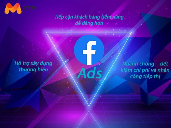 Dịch vụ quảng cáo Facebook Ads mang lại nhiều lợi ích