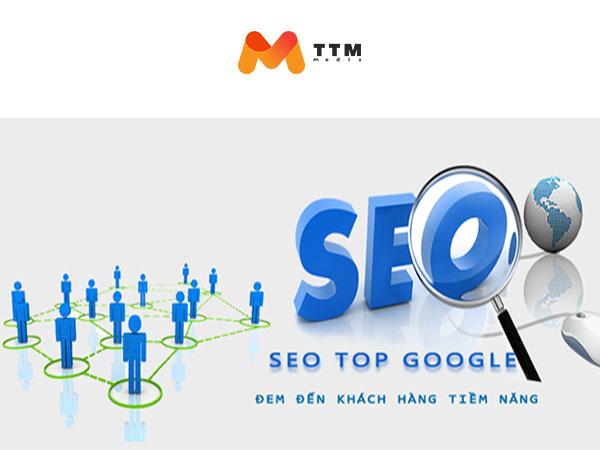 Dịch vụ SEO tại TTM Media